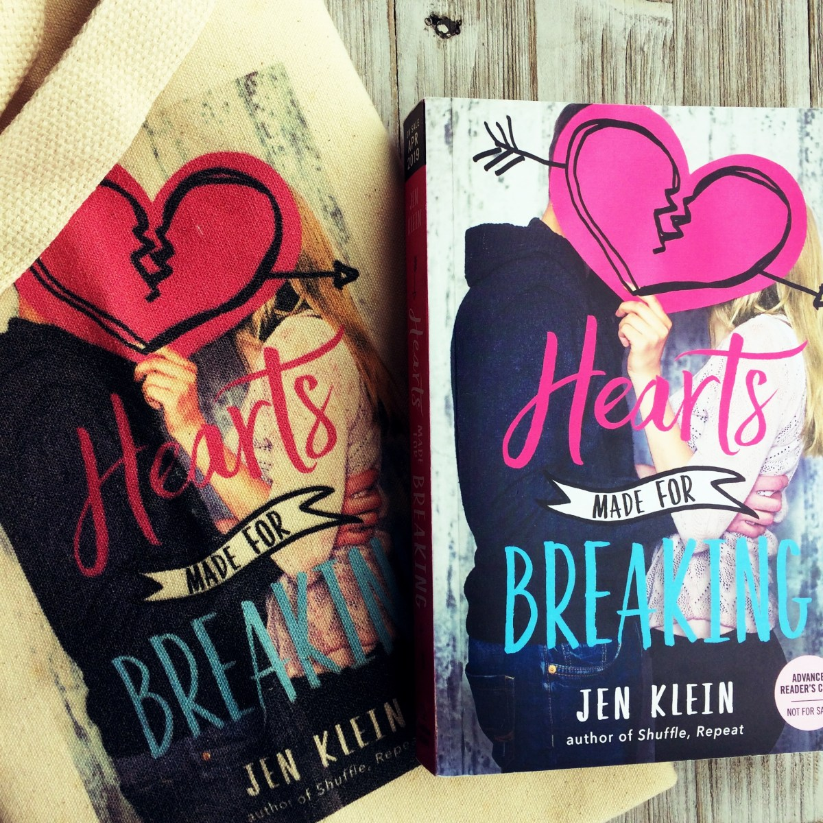 Giveaway: Hearts Made for Breaking